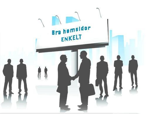 Hemsida för företag, köpa hemsida, webbyrå